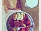葡萄柚虾仁色拉