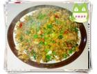 酸菜炒鱼籽
