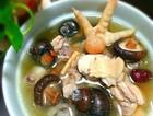 田螺煲鸡汤