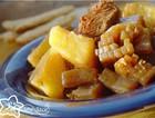 牛肉炖土豆魔芋
