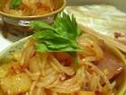 韩式风味炒魔芋丝