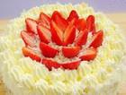 草莓白森林蛋糕