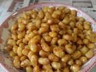 干炒五香黄豆