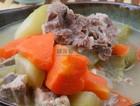 青红萝卜煲龙骨