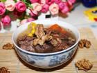 核桃蚝豉猪骨汤