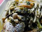 雪菜黄鱼煨年糕