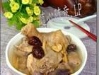 枣芪土鸡汤