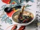 榴莲瓤山药草鸡汤