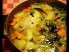 大头菜胡萝卜鸡汤
