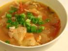 什锦蔬菜鸡汤