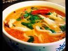 泰式椰香辣鸡汤