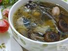 茶树菇煲鸡汤