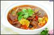 臭豆腐炖肥肠