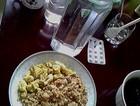 红烧豆腐饭