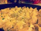 鸡蛋韭菜木耳水饺
