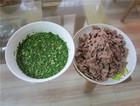 傣味韭菜牛肉片