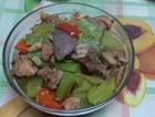 川式莴笋红烧兔肉