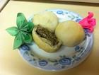 酥皮绿豆饼