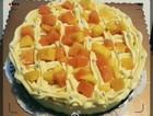 芒果奶油芝士蛋糕