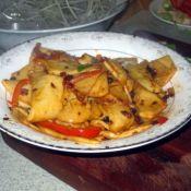 豆豉杏鲍菇