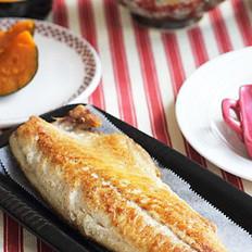 日式盐烤青花鱼