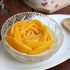 芒果蛋奶布丁