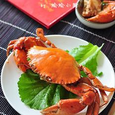 大展宏图香辣蟹