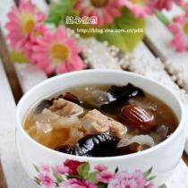 黑白美容汤