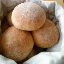 面粉混合面包