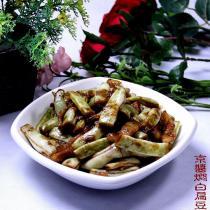 京酱焖白扁豆
