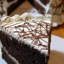 浓情巧克力蛋糕