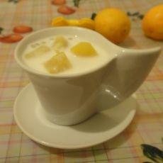 牛奶桂花冻