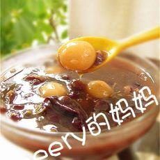 红枣赤豆圆子
