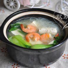 海鲜粉丝煲