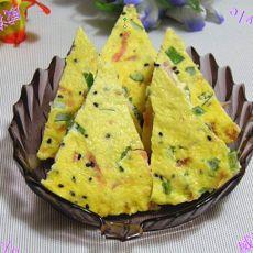 火腿彩豆腐