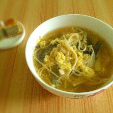 金针山药泥鳅汤