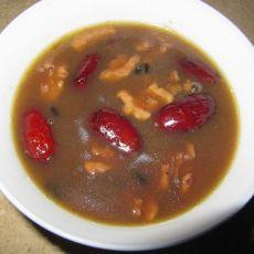 黑豆核桃煲泥鳅