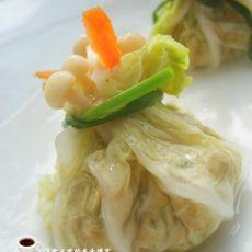 金针白菜包