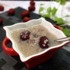 红豆小米红枣粥