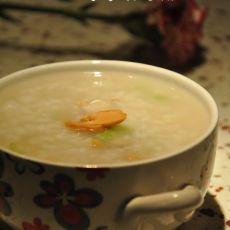 菇香咸肉粥