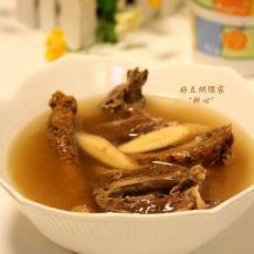 党参黄芪猪心汤