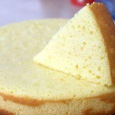 自制电饭锅蛋糕