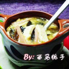 简易酸辣汤