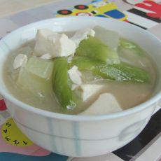 双瓜豆腐汤