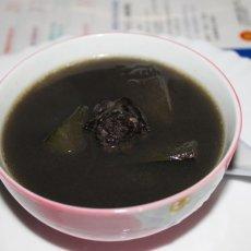 �湿冬瓜鲫鱼汤
