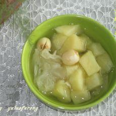 苹果银耳汤