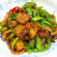 双椒回锅肉