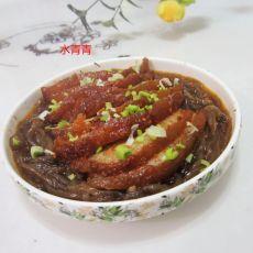 南粉蒸东坡肉