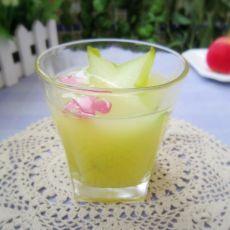 苹果杨桃汁