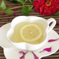 蜂蜜柠檬水